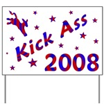 Kick Ass *2008* Yard Sign